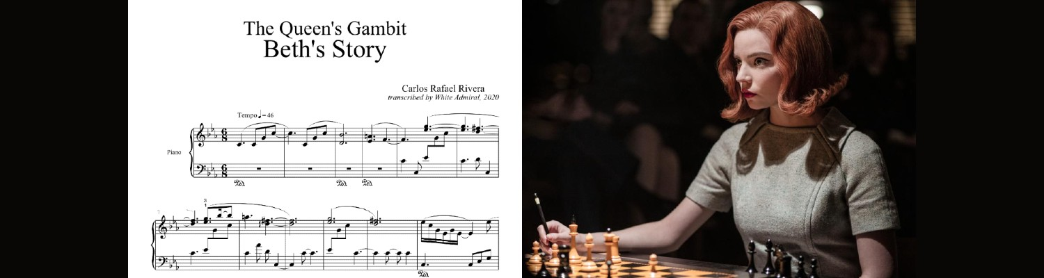 The Queen's Gambit (Four Piano Themes)