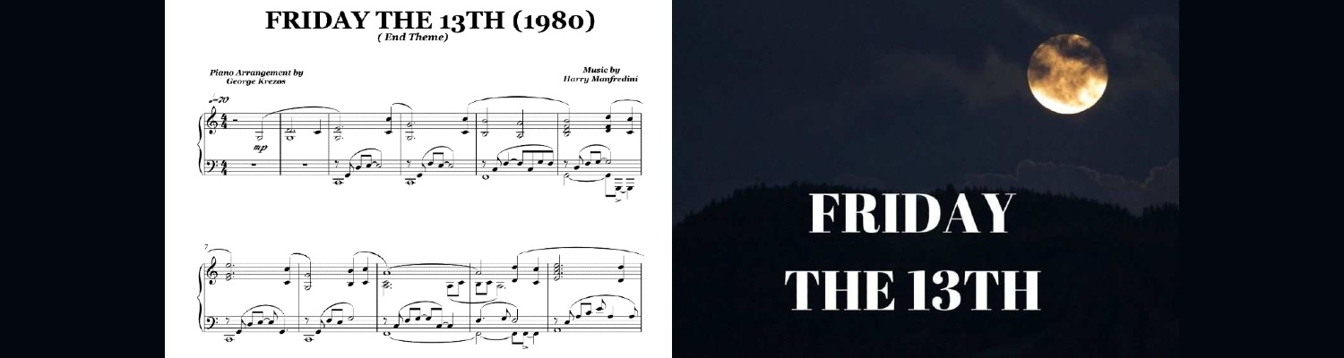 Friday The 13th (End Theme)