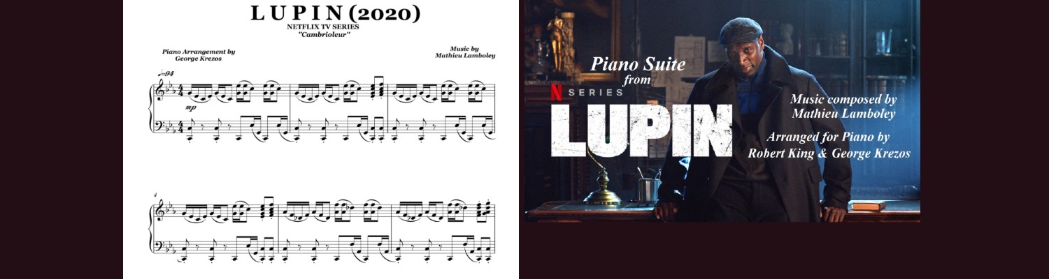 Lupin (Piano Suite)