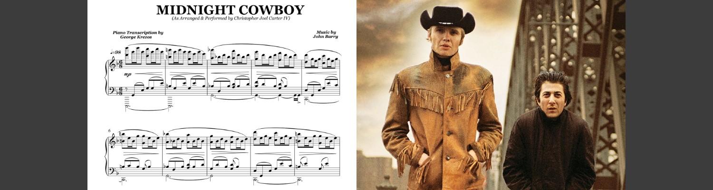 Midnight Cowboy - Christopher Joel Carter IV