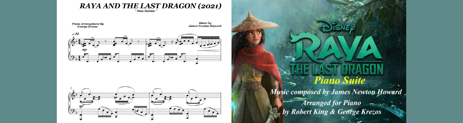 Raya and the Last Dragon (Piano Suite)