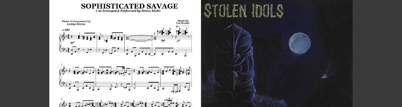 Stolen Idols (Sophisticated Savage)