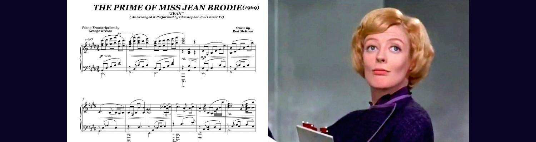 The Prime of Miss Jean Brodie (Jean)