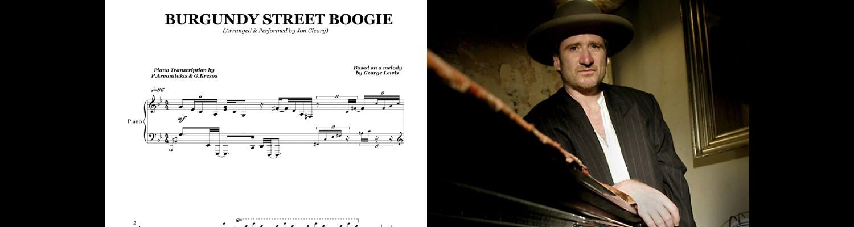 Jon Cleary (Burgundy Street Boogie)