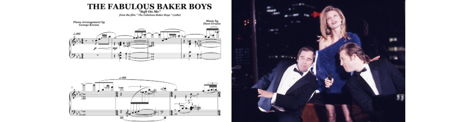 The Fabulous Baker Boys (Soft On Me) - Dave Grusin