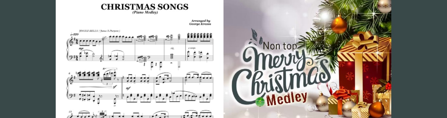 Christmas Songs Medley - George Krezos