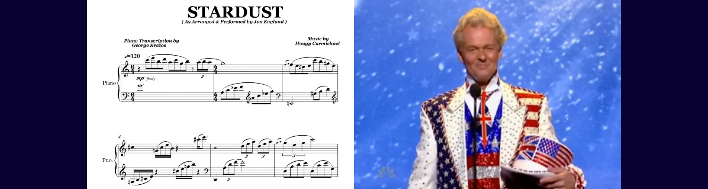 Stardust (arranged by Jon England)